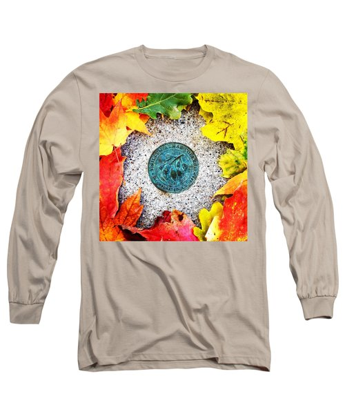 Alma College Seal Long Sleeve T-Shirt