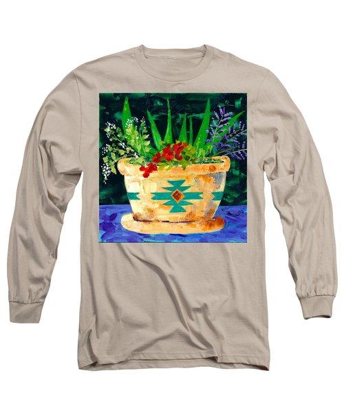 Aloe Vera And Friends  Long Sleeve T-Shirt