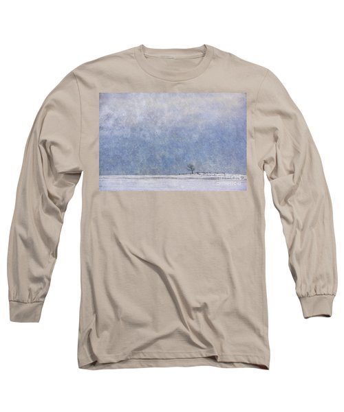 Alone Long Sleeve T-Shirt by Nicki McManus