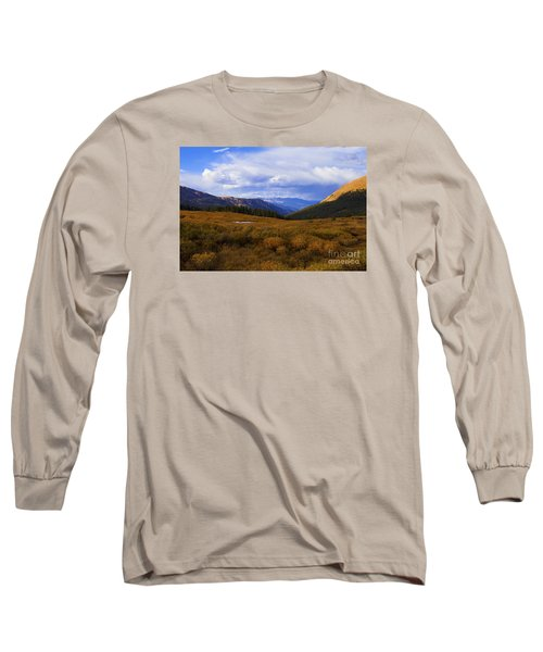 Alpine Pond Long Sleeve T-Shirt