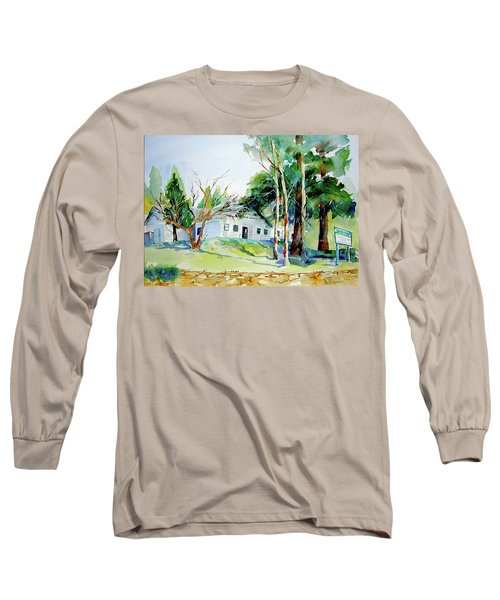 Alta/dutch Flat School Long Sleeve T-Shirt