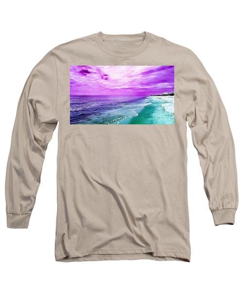 Alternate Beach Escape Long Sleeve T-Shirt
