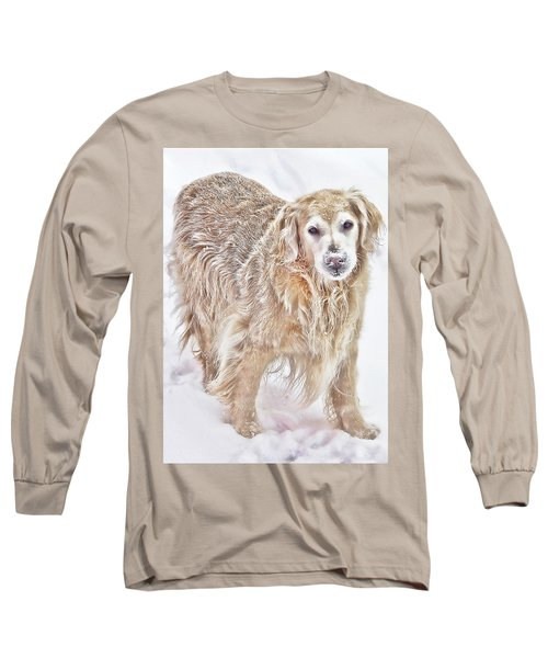 Long Sleeve T-Shirt featuring the photograph Always by Rhonda McDougall