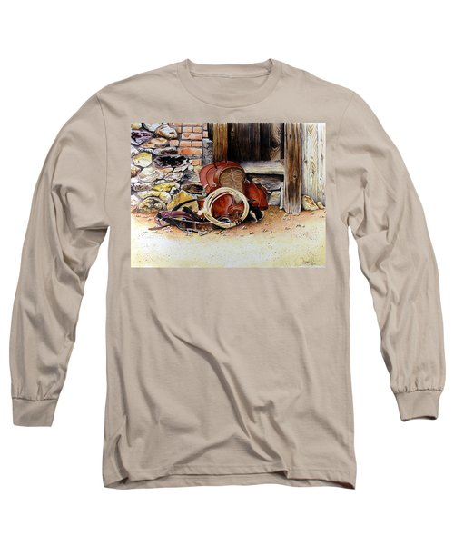 Amanda's Saddle Long Sleeve T-Shirt