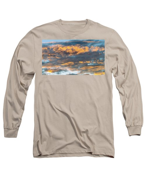 Clouds Of A Different Color Long Sleeve T-Shirt
