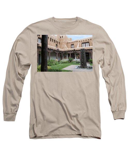 Amazing  Santa Fe Adobe  Long Sleeve T-Shirt