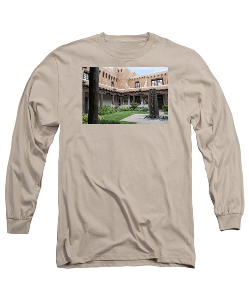 Amazing  Santa Fe Adobe  Long Sleeve T-Shirt