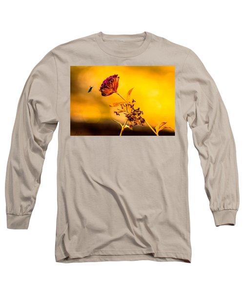 Amazon Cherry Long Sleeve T-Shirt