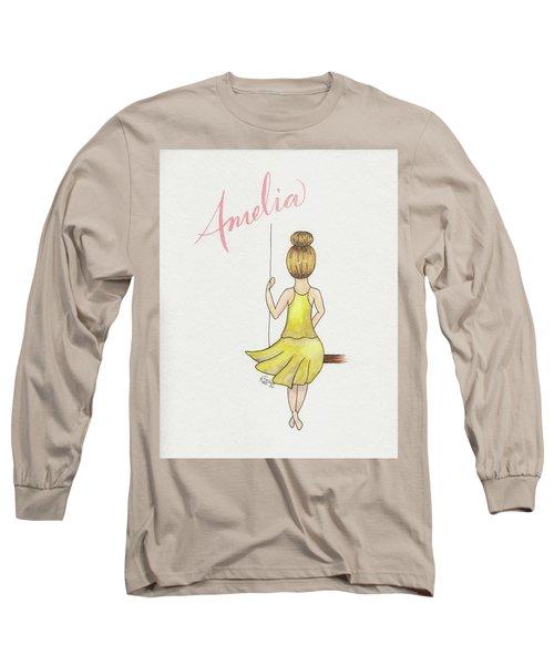 Amelia Long Sleeve T-Shirt