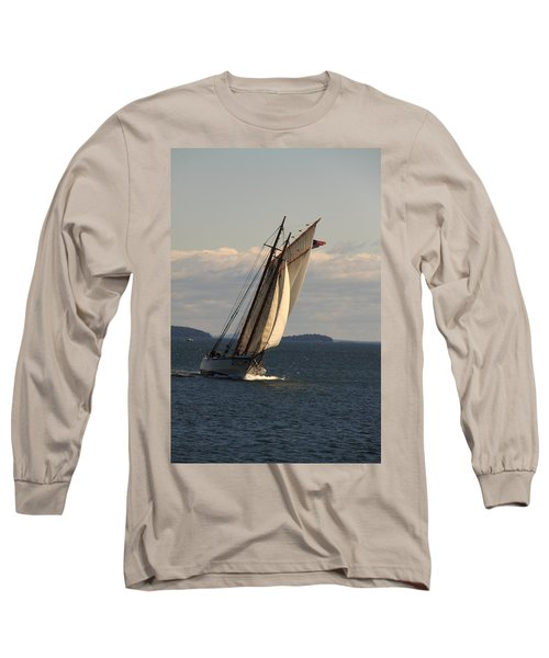 American Eagle In A Good Wind Long Sleeve T-Shirt