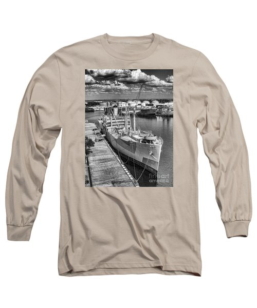 American Victory Long Sleeve T-Shirt by Ken Frischkorn