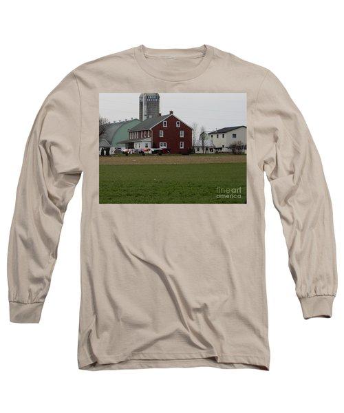 Amish Homestead 7 Long Sleeve T-Shirt