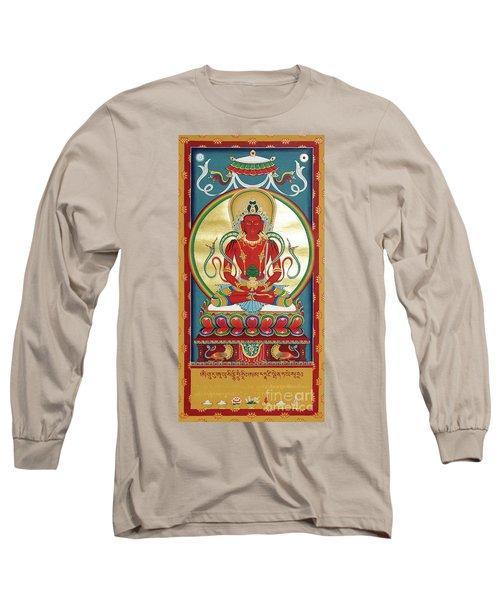 Amitayus Long Sleeve T-Shirt