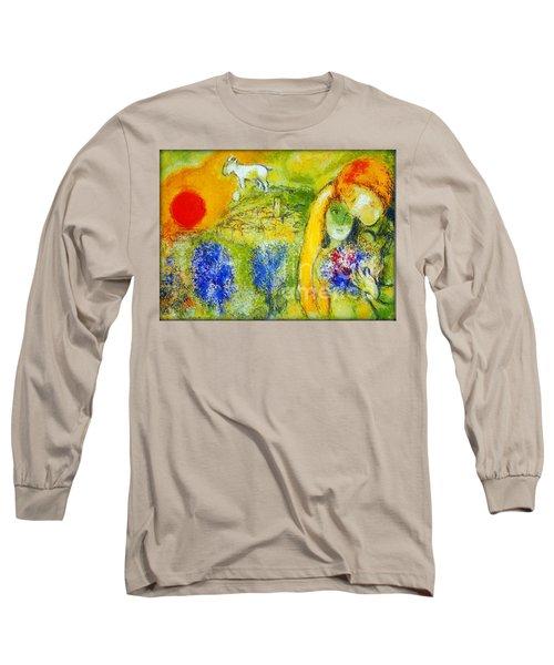 Amoureux De Vence Long Sleeve T-Shirt