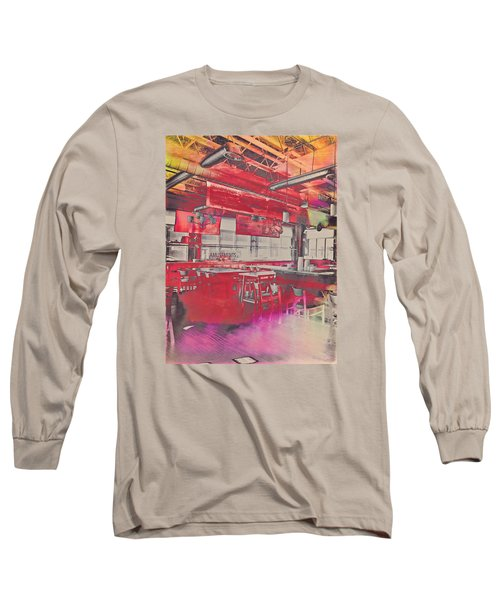 Amusements  Long Sleeve T-Shirt by Susan Stone