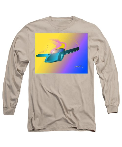 Amx By American Motors Long Sleeve T-Shirt