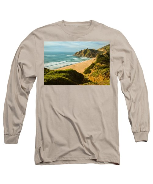 An Afternoon At The Beach Long Sleeve T-Shirt