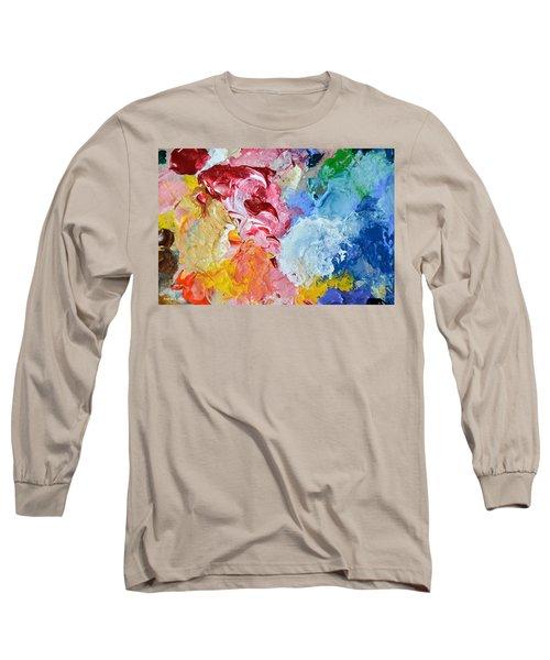 An Artful Blend Long Sleeve T-Shirt