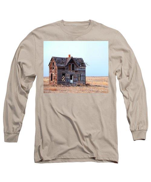 An Evening Near Marquette Long Sleeve T-Shirt