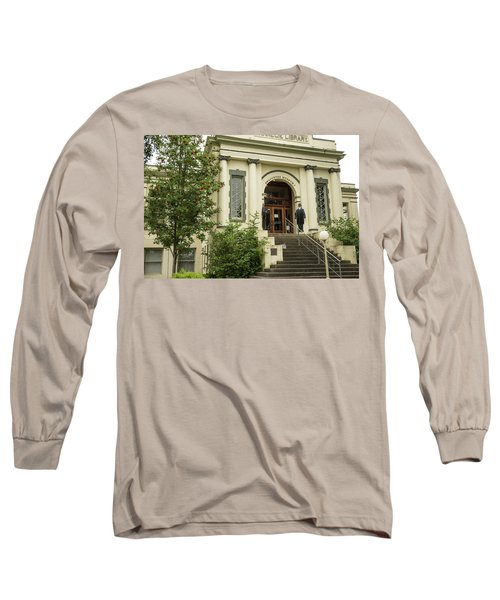 Anacortes Museum Long Sleeve T-Shirt