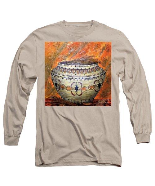 Ancestors Long Sleeve T-Shirt by Kim Jones