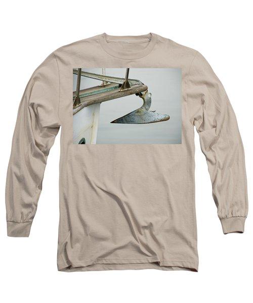 Sailboat Anchor Long Sleeve T-Shirt