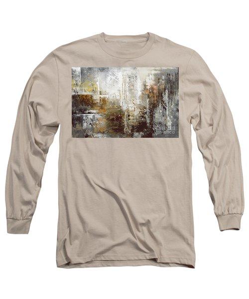 Ancient Archives Long Sleeve T-Shirt by Tatiana Iliina