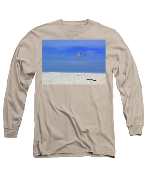 Long Sleeve T-Shirt featuring the photograph Ancient Mariner by Marie Hicks
