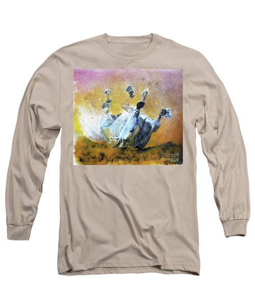 And The Fall Is Flight I Long Sleeve T-Shirt