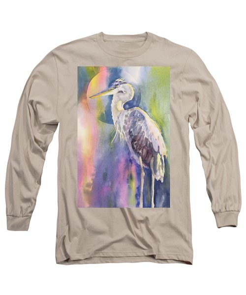 Angel Heron Long Sleeve T-Shirt