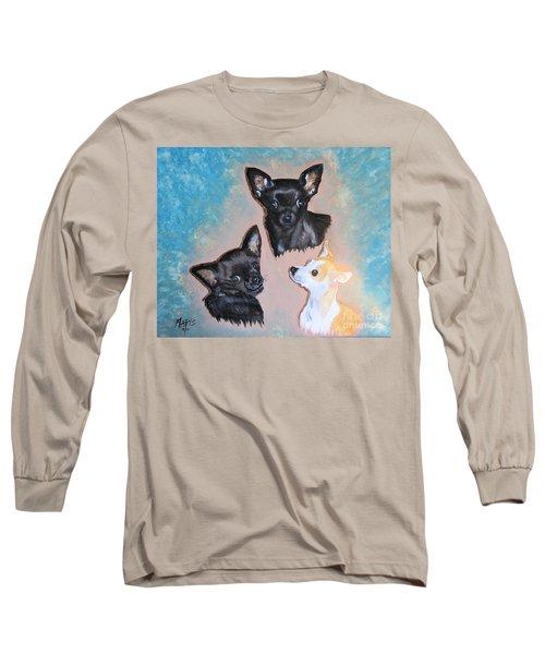 Angel Lilsister Bosco Long Sleeve T-Shirt