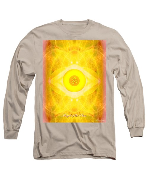 Angel Of The Sun Long Sleeve T-Shirt