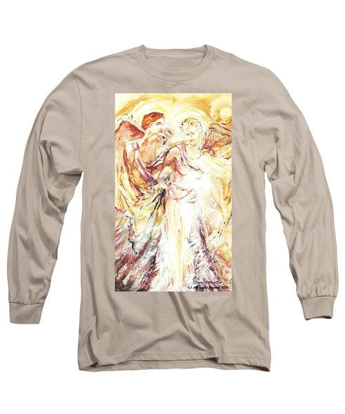 Angels Emerging Long Sleeve T-Shirt