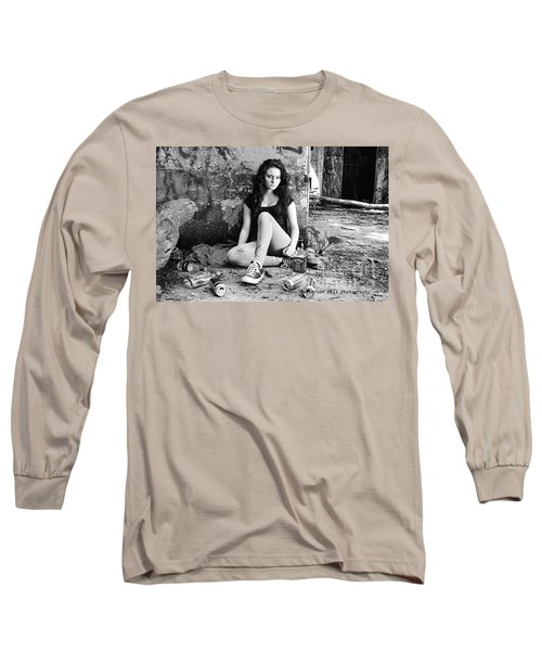 Angry  Long Sleeve T-Shirt