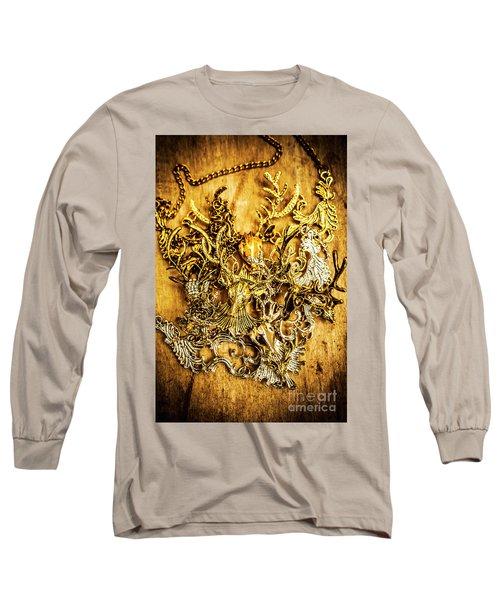 Animal Amulets Long Sleeve T-Shirt