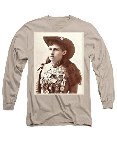 Annie Oakley 1 Long Sleeve T-Shirt