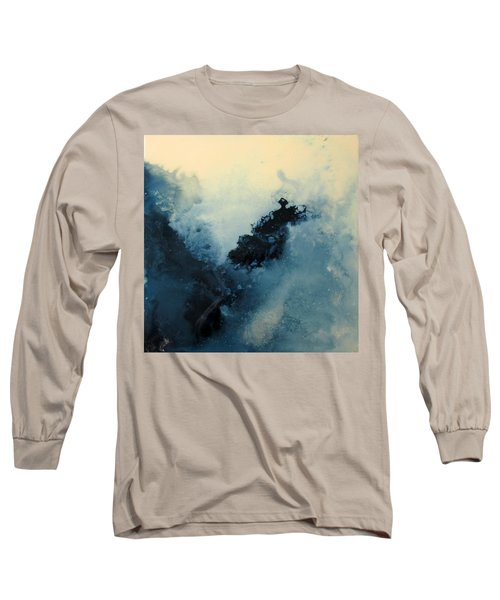 Anomaly Long Sleeve T-Shirt by Mary Kay Holladay