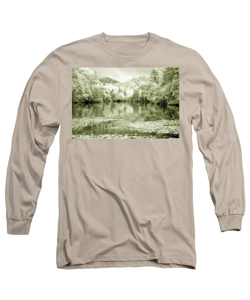 Long Sleeve T-Shirt featuring the photograph Another World by Alex Grichenko