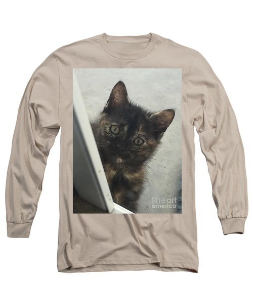 Answer The Door Long Sleeve T-Shirt