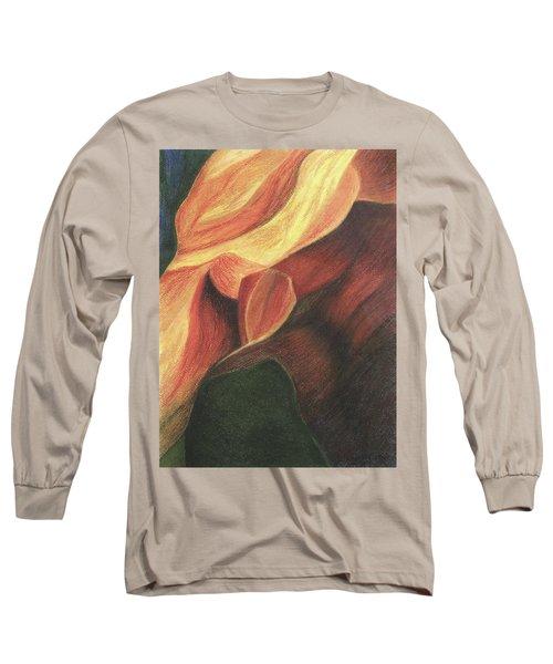 Antelope Canyon 3 Long Sleeve T-Shirt