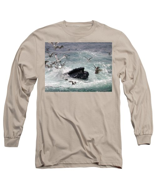 Any Leftovers Long Sleeve T-Shirt