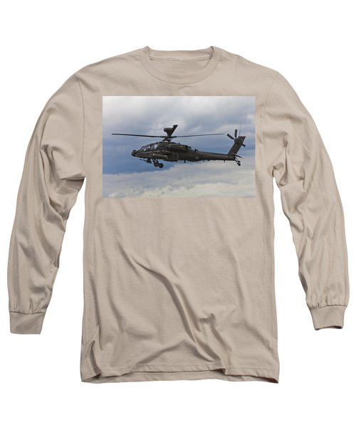 Apache Power Long Sleeve T-Shirt