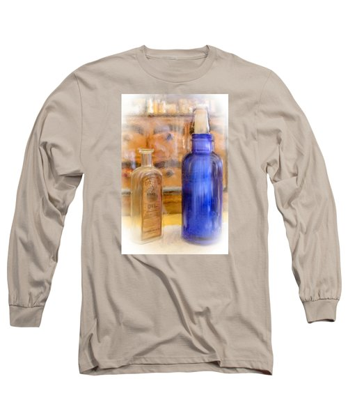 Apothecary Long Sleeve T-Shirt by Mary Timman