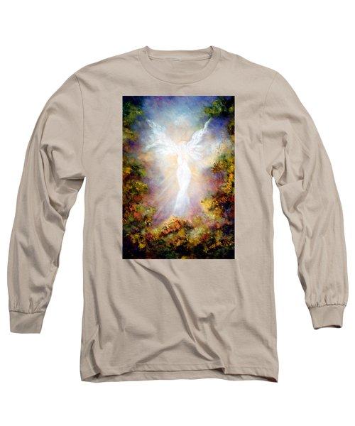 Apparition II Long Sleeve T-Shirt by Marina Petro