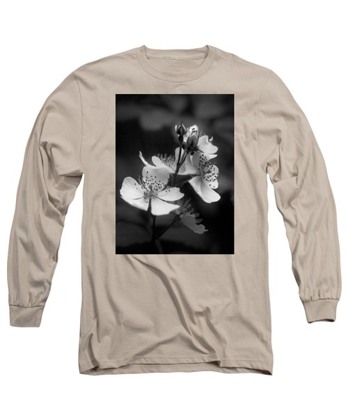 Apple Blossom 2 Long Sleeve T-Shirt by Simone Ochrym