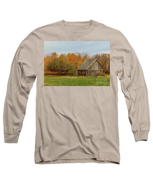 Apple Season At The Woods Long Sleeve T-Shirt