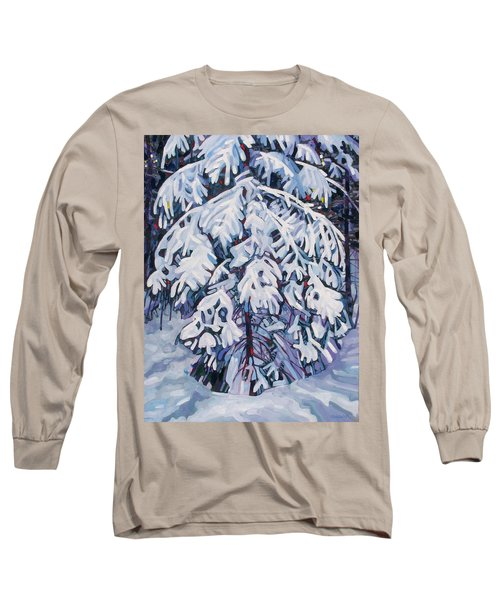 April Snow Long Sleeve T-Shirt