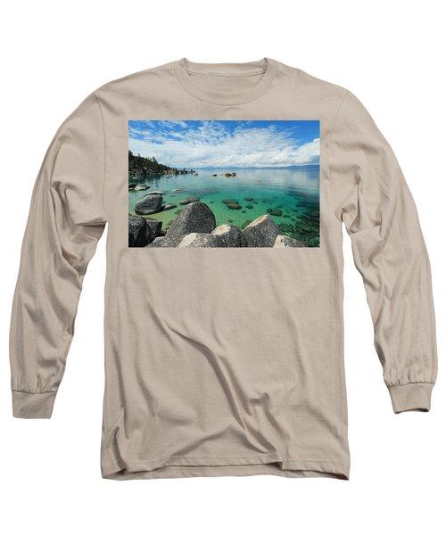 Aqua Heaven Long Sleeve T-Shirt