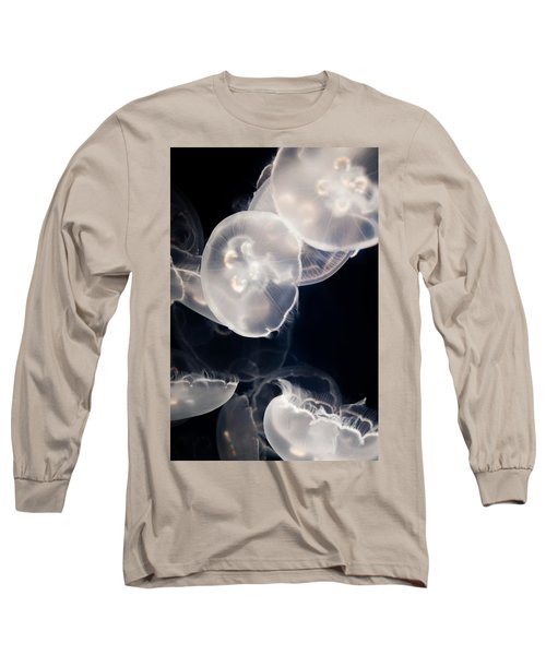 Aquarium Of The Pacific Jumping Jellies Long Sleeve T-Shirt