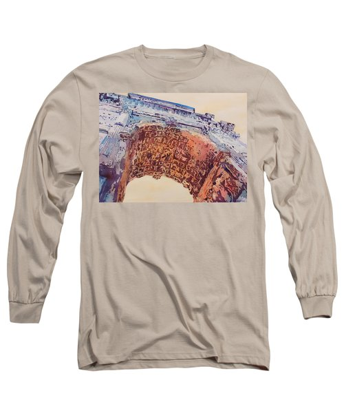 Arch Of Titus Two Long Sleeve T-Shirt